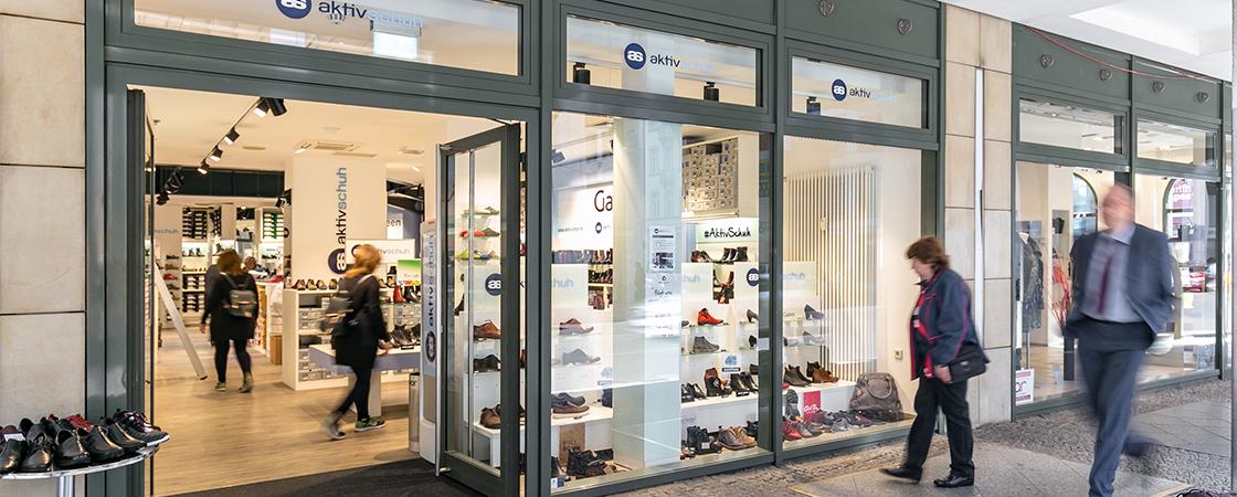 Aktiv Schuh Friedrichstrasse