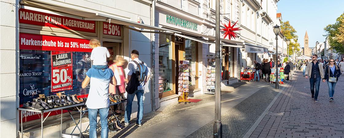 Aktiv Schuh Markt Potsdam