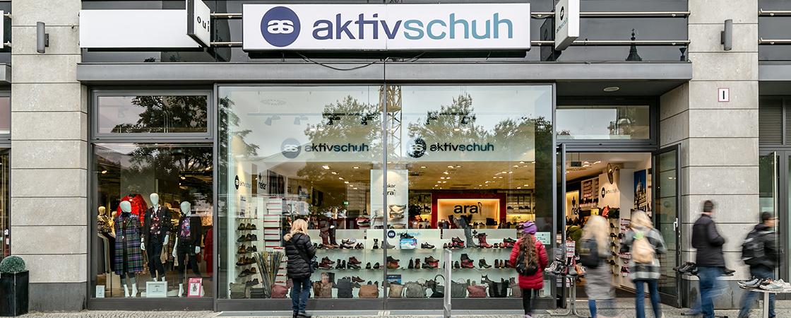 Aktiv Schuh Rathauspassagen