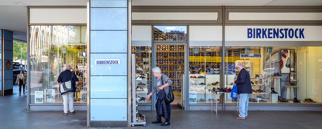 Birkenstock Schlossstraße