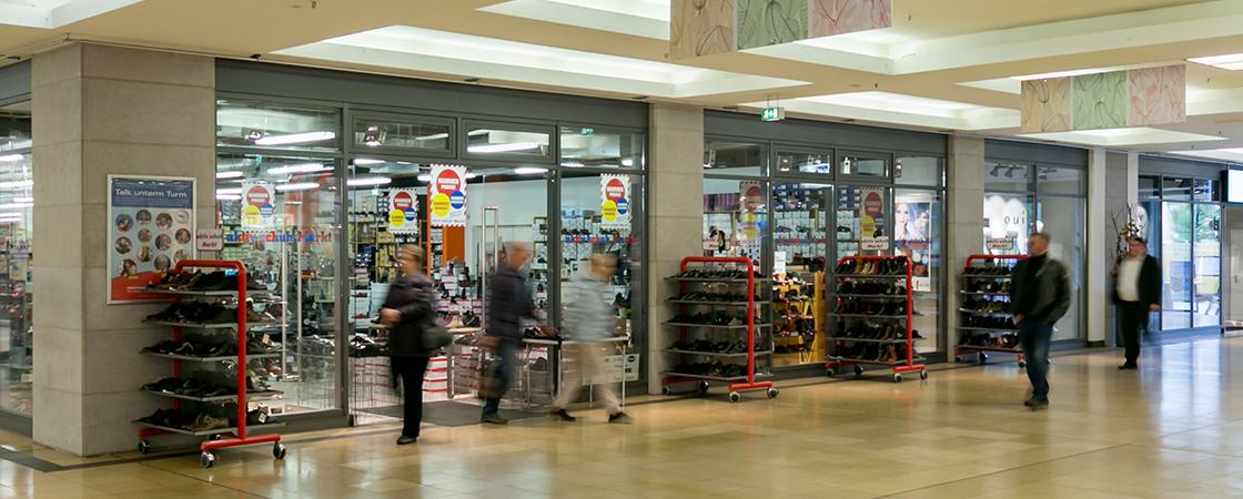 Aktiv Schuh Markt Rathauspassagen