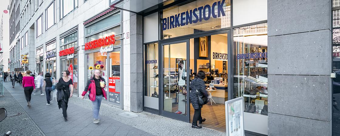Birkenstock Georgenstrasse