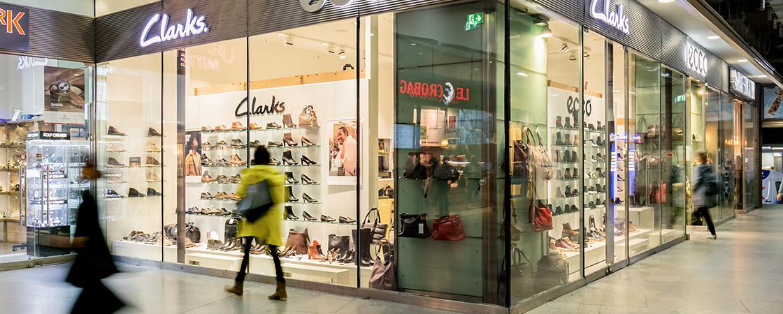 Clarks Ecco Friedrichstrasse