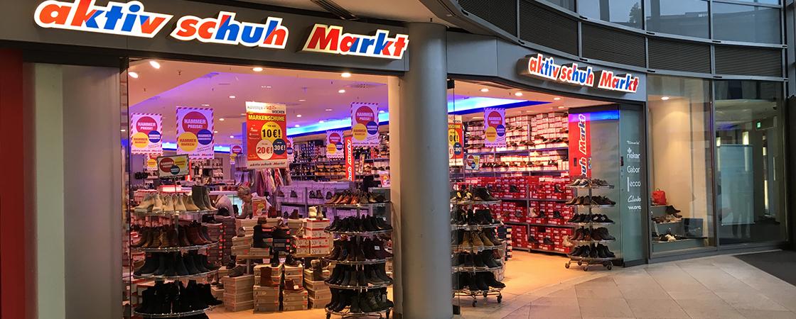 Aktiv Schuh Markt Magdeburg