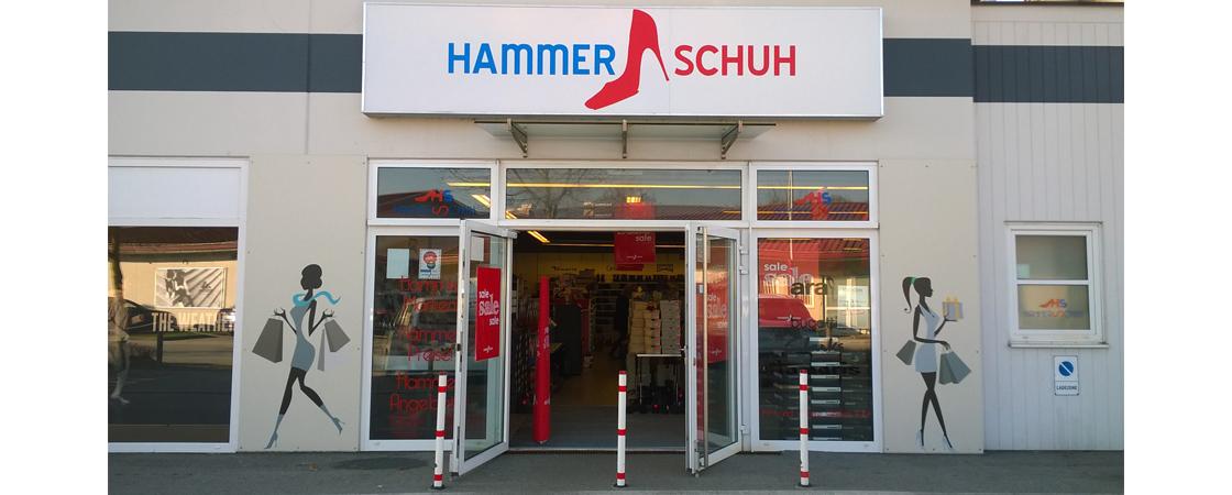 Hammer Schuh Piding