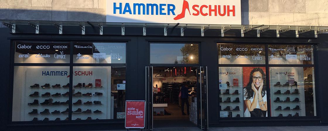 Hammer Schuh Jettingen-Scheppach