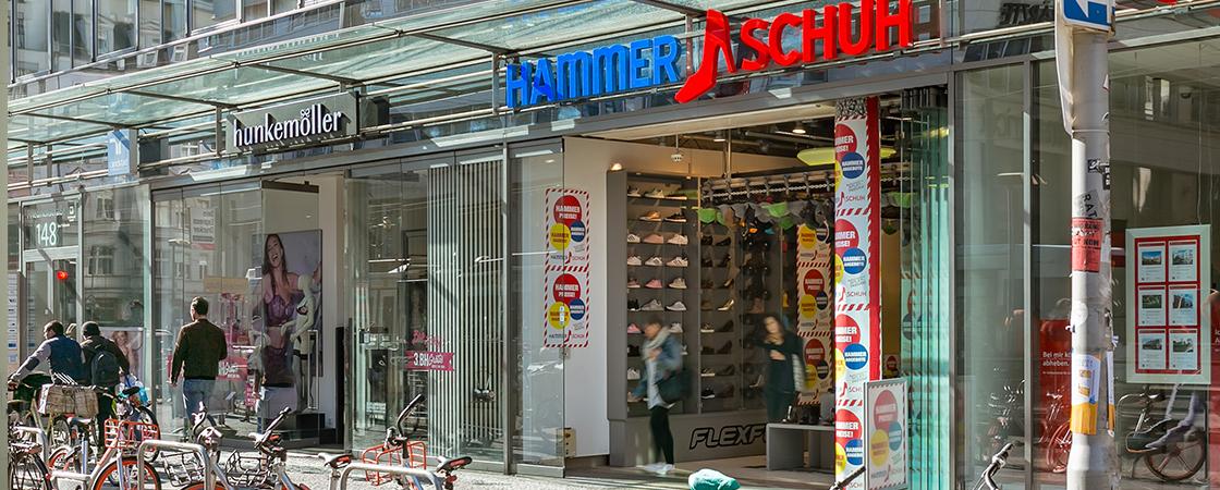Hammer Schuh Friedrichstrasse